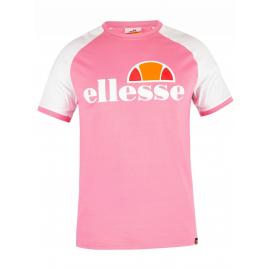 Camiseta Ellesse Cassina rosa/blanca hombre