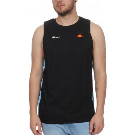 Camiseta tirantes Ellesse Jet negra hombre