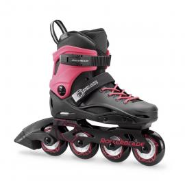 Patines Rollerblade Cyclone G negro/rosado junior