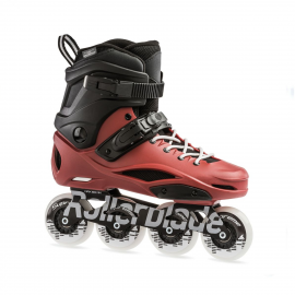 Patines Rollerblade RB 80 Pro negro/rojo unisex