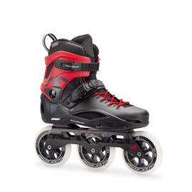 Patines Rollerblade RB 110 3WD negro/rojo unisex
