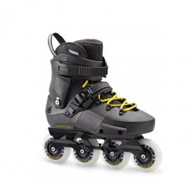 Patines Rollerblade Twister Edge negro/amarillo unisex