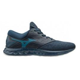 Zapatillas running Mizuno Wave Polaris azul hombre