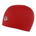Gorro natación Arena Polyester rojo