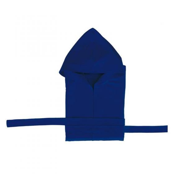 Albornoz microfibra Secaneta adulto azulón