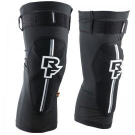Rodilleras Race Face Guard Indy Knee negro