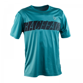Camiseta Race Face Trigger SS Tech Top Torin dark spruc