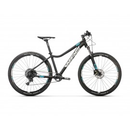 "Bicicleta WRC Comp Nx 27,5"" Negro/Azul Mujer"