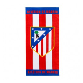 Toalla Secaneta 75x150cm Estampada Atlético de Madrid