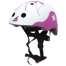 Casco Rollerblade Twist Jr Helmet blanco/purpureo junior