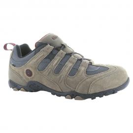 Zapatillas trekking Hi-Tec Quadra Classic WP marrón hombre