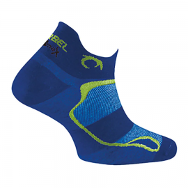 Calcetines running Lurbel Tiny azul royal/pistacho