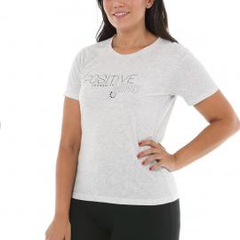 Camiseta John Smith Paska gris claro mujer