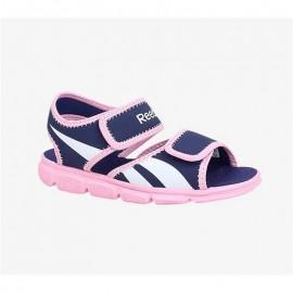 Reebok Wave Glider v70549 Blue Pink White - Sandalia