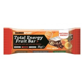 Barrita NamedSport Total Energy Fruit choco aprico 35gr