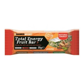 Barrita NamedSport Total Energy Fruit pistacho 35gr