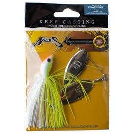 Spinnerbait Cristal S Power Roll 1oz. c.720