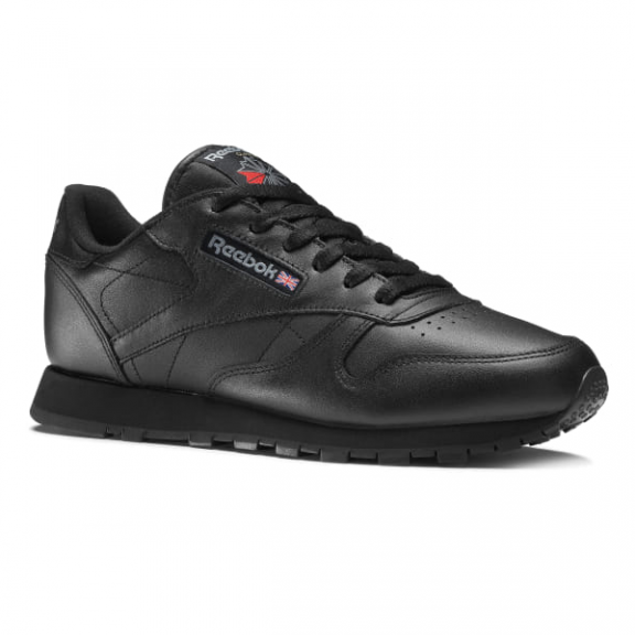 Zapatillas Reebok Classic Leather Negro Junior