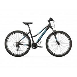 Bicicleta Conor 5400 27,5 negro-azul mujer LM
