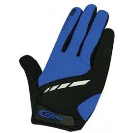 Guante largo Ges Comfort-Line azul-negro