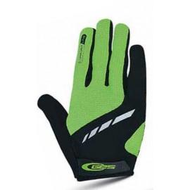 Guante largo Ges Comfort-Line verde fluor-negro