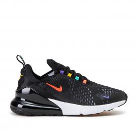 Zapatillas casual Nike Air Max 270 negro/multicolor hombre