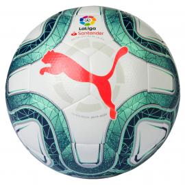 Balón fútbol Puma Laliga 1 Hybrid blanco/verde unisex