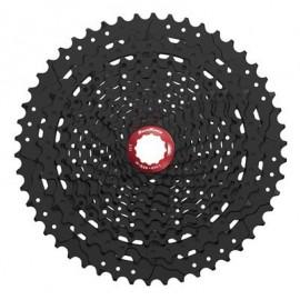 Cassette Sunrace X8 negro 11 velocidades 11-50