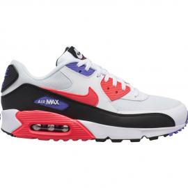 Zapatillas Nike Air Max 90 Essential blanco y negro hombre