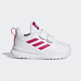 Zapatillas adidas Altarun CF I blanco/rosa bebé