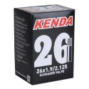 Camara Kenda 26 1.90 x 2.125 valvula ancha