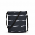 Bolso Eastpack Lux marino con lineas mujer