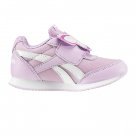 Zapatillas Reebok Royal CL Jog morado bebé