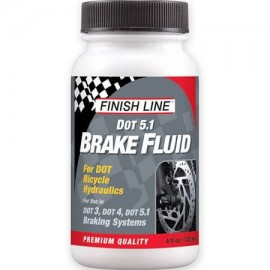Finish Line liquido de frenos Dot 5.1  4 oz o 120ml