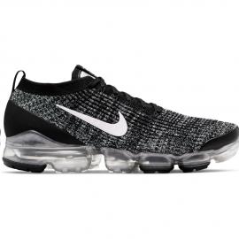 Zapatillas Nike Air VaporMax Flyknit 3 negro/plata hombre