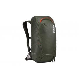 Mochila senderismo Thule Stir Backpack 18l verde oscuro