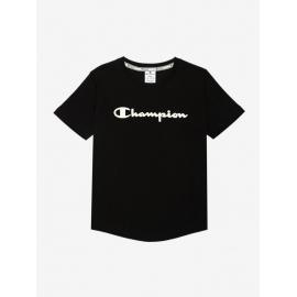 Camiseta Champion 112019 negro mujer