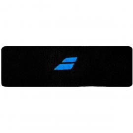 Cinta Babolat Logo Headbrand negro/azul