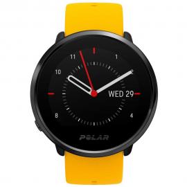 Reloj Polar Ignite amarillo negro M/L