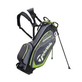 Bolsa golf Taylormade Trípode Pro stand 18 gris/verde