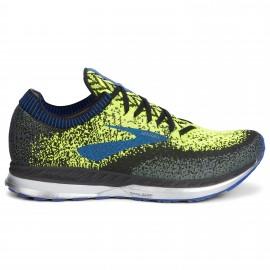 Zapatillas de running Brooks Bedlam negro/azul hombre