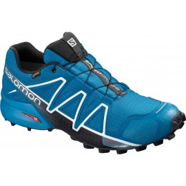 Zapatillas trail running Salomon Speedcross 4 GTX azul