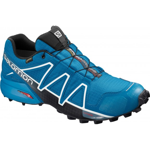 Zapatillas trail running Salomon Speedcross 4 GTX azul