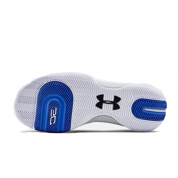 bajo costo 100% autenticado vende Zapatillas baloncesto Under Armour SC 3ZER0 III azul royal j