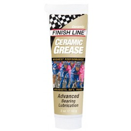 Grasa Tubo Finish Line Ceramica 2 oz o 60 ml