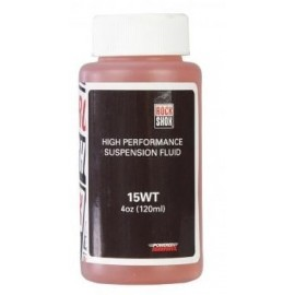 Aceite Suspension RockShox Horquilla 15wt 120ml