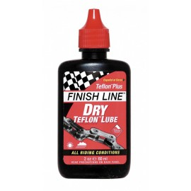 Lubricante Finish Line Teflon Seco 2 Oz o 60 ml