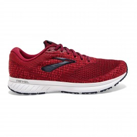 Zapatillas running Brooks Revel 3 rojo/azul hombre