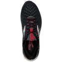 Zapatillas running Brooks Glycerin 17 negro/rojo hombre