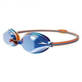 Gafas natación Speedo Vengeance mirror naranja/azul junior